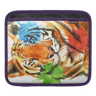 Funda Para iPad Salpicadura del tigre