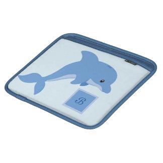 Funda Para iPad Un delfín feliz lindo