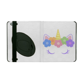 Funda Para iPad Unicornio elegante