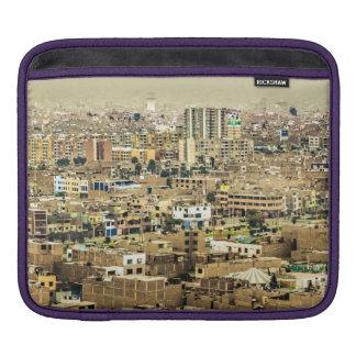 Funda Para iPad Vista aérea de las cercanías de Lima, Perú