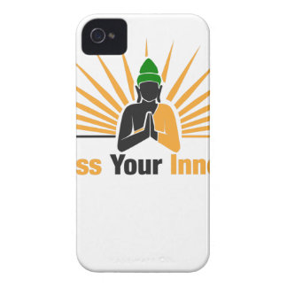 Funda Para iPhone 4 Aproveche su zen interno