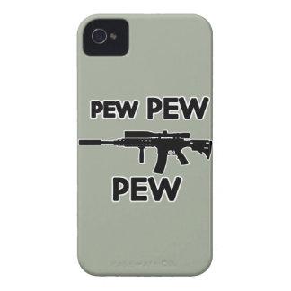 Funda Para iPhone 4 Arma del banco del banco