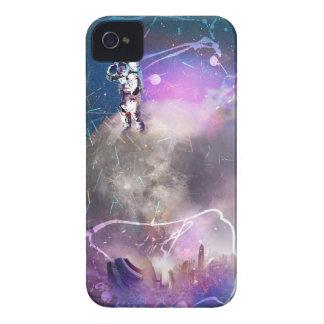 Funda Para iPhone 4 Astronauta que monta Nova estupendo