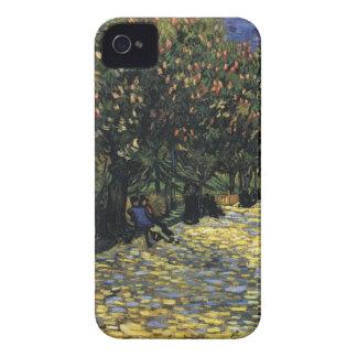 Funda Para iPhone 4 Avenida con los árboles de castaña en Arles - Van