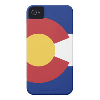 Funda Para iPhone 4 Bandera de Colorado