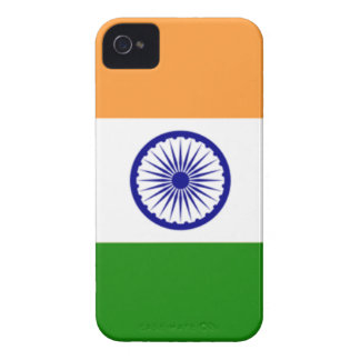 "Funda Para iPhone 4 Bandera india ""Tiranga "" del buen color"