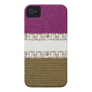 Funda Para iPhone 4 Caja del diamante artificial IPhone4 de Bling