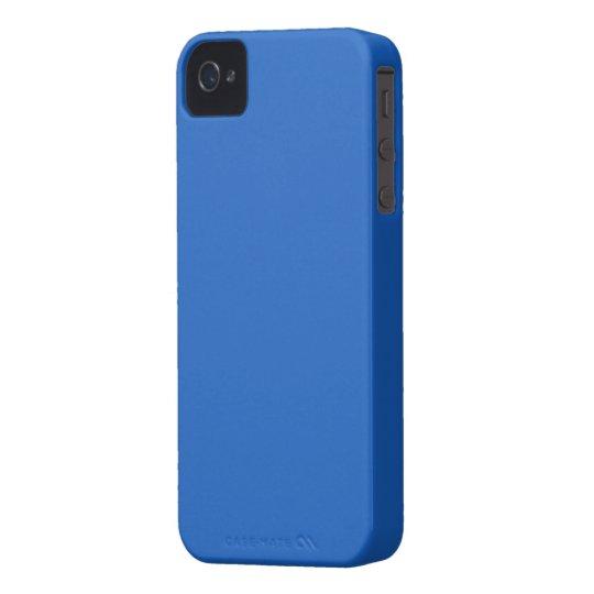 """Funda Para iPhone 4 Case iPHONE 4/4S """"BLUE"""""""