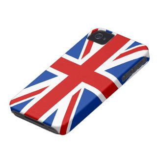 Funda Para iPhone 4 Caso del iPhone 4/4S de la bandera de Union Jack