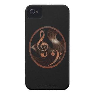 Funda Para iPhone 4 Caso del iPhone 4 del diseño del metal de la