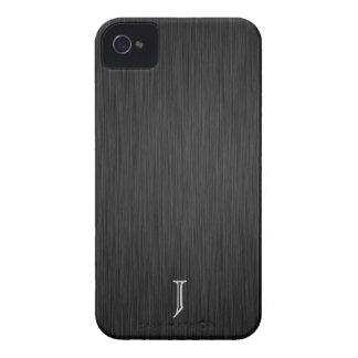 Funda Para iPhone 4 Caso metálico del compañero del caso del iPhone