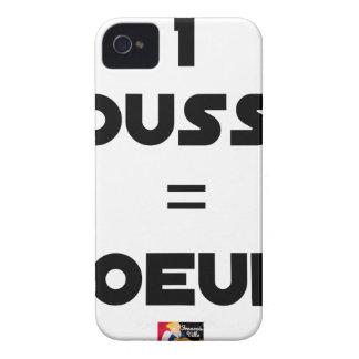Funda Para iPhone 4 De Case-Mate 1 POLLUELO = de HUEVOS - Juegos de palabras -