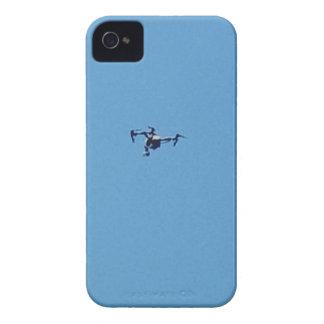 Funda Para iPhone 4 De Case-Mate Abejón de Hoovering contra simplicidad del cielo
