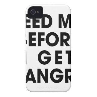 Funda Para iPhone 4 De Case-Mate Aliménteme