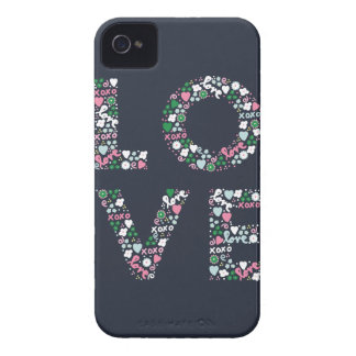 Funda Para iPhone 4 De Case-Mate Amor