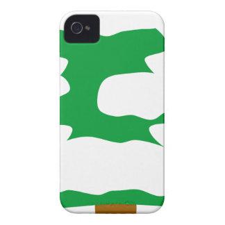 Funda Para iPhone 4 De Case-Mate Árbol de navidad Nevado