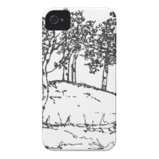 Funda Para iPhone 4 De Case-Mate Arboleda de Aspen
