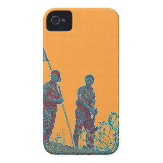 Funda Para iPhone 4 De Case-Mate Arte de YPJ