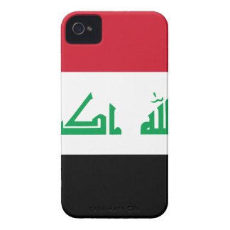 Funda Para iPhone 4 De Case-Mate ¡Bajo costo! Bandera de Iraq