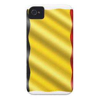 Funda Para iPhone 4 De Case-Mate Bandera de Bélgica