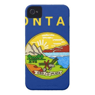 Funda Para iPhone 4 De Case-Mate Bandera de Montana