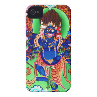 Funda Para iPhone 4 De Case-Mate Buddhism tibetano Thangka budista Ucchusma