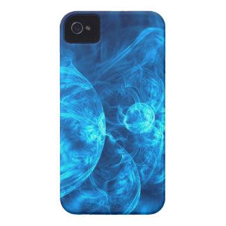 Funda Para iPhone 4 De Case-Mate burbujas azules