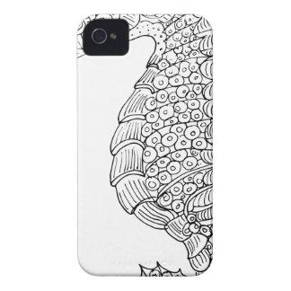 Funda Para iPhone 4 De Case-Mate Caballo de mar