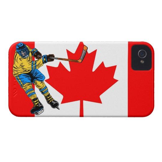 FUNDA PARA iPhone 4 DE Case-Mate CANADA HOCKEY