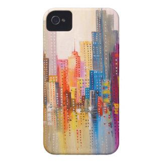 Funda Para iPhone 4 De Case-Mate Ciudad del arco iris