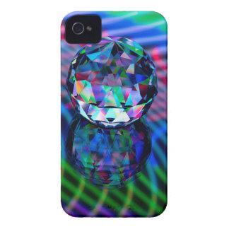 Funda Para iPhone 4 De Case-Mate Color de facetas en vidrio