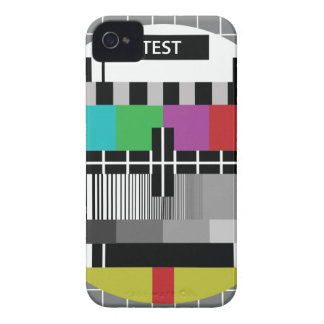 Funda Para iPhone 4 De Case-Mate Common Test PAL Tv