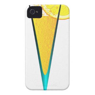 Funda Para iPhone 4 De Case-Mate Con hielo y el limón