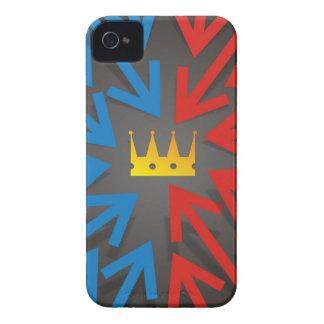 Funda Para iPhone 4 De Case-Mate Corona de oro