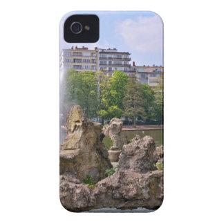Funda Para iPhone 4 De Case-Mate Cuadrado de Marie-Louise en Bruselas, Bélgica