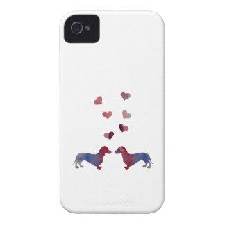 Funda Para iPhone 4 De Case-Mate Dachshunds