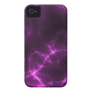 Funda Para iPhone 4 De Case-Mate Descarga eléctrica en magenta