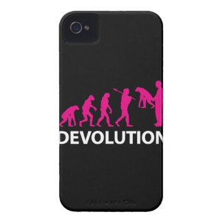 Funda Para iPhone 4 De Case-Mate Devolution Evolution Funny Reissue