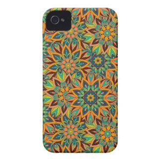 Funda Para iPhone 4 De Case-Mate Diseño floral del modelo del extracto de la