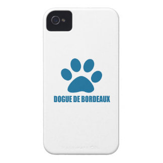 FUNDA PARA iPhone 4 DE Case-Mate DISEÑOS DE DOGUE DE BORDEAUX DOG
