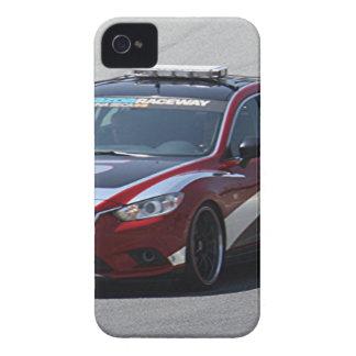 Funda Para iPhone 4 De Case-Mate El competir con auto del coche de deportes