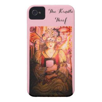 Funda Para iPhone 4 De Case-Mate El rosa enciende al ladrón