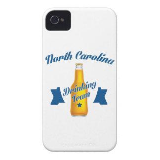 Funda Para iPhone 4 De Case-Mate Equipo de consumición de Carolina del Norte