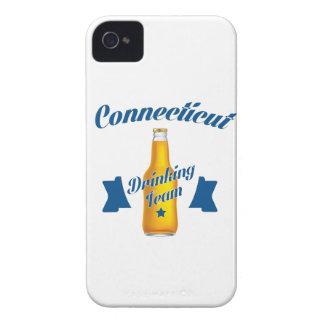 Funda Para iPhone 4 De Case-Mate Equipo de consumición de Connecticut