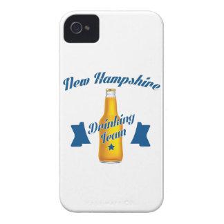 Funda Para iPhone 4 De Case-Mate Equipo de consumición de New Hampshire