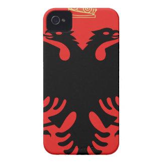 Funda Para iPhone 4 De Case-Mate Escudo de armas de Albania