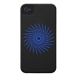 Funda Para iPhone 4 De Case-Mate Espiral Burst1