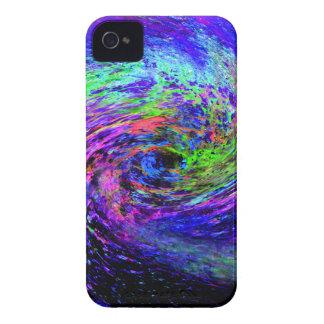 Funda Para iPhone 4 De Case-Mate Espiral colorido