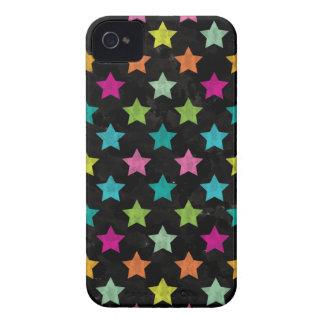 Funda Para iPhone 4 De Case-Mate Estrellas coloridas III