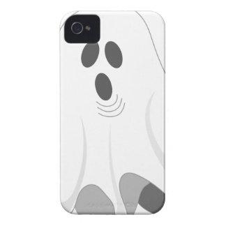 Funda Para iPhone 4 De Case-Mate ¡Fantasma de Halloween - ABUCHEO!